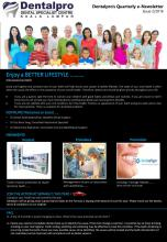 Dentalpro e-Newsletter Issue 2/2016