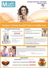 Dentalpro e-Newsletter Issue 4/2016